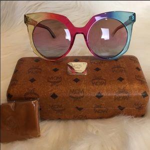MCM rainbow sunglasses